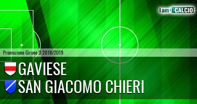 Gaviese - San Giacomo Chieri