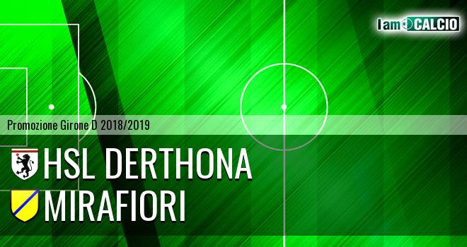 HSL Derthona - Mirafiori