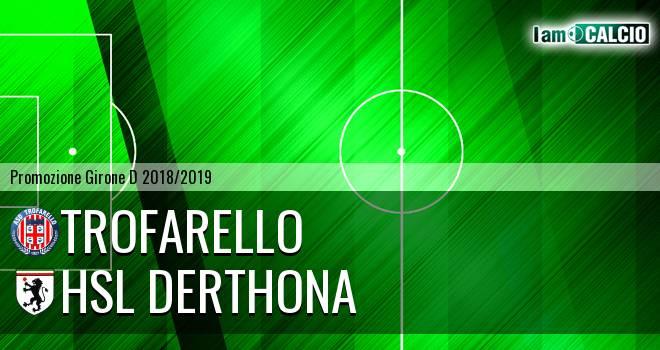 Trofarello - HSL Derthona