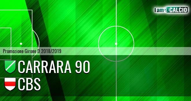 Carrara 90 - Cbs