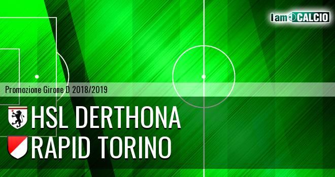 HSL Derthona - Rapid Torino