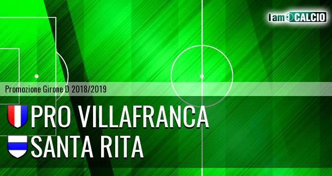 Pro Villafranca - Santa Rita
