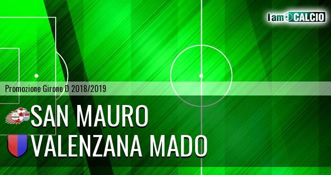 San Mauro - Valenzana Mado