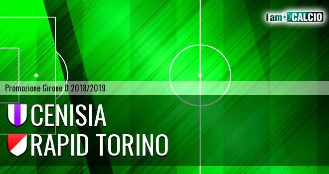 Cenisia - Rapid Torino