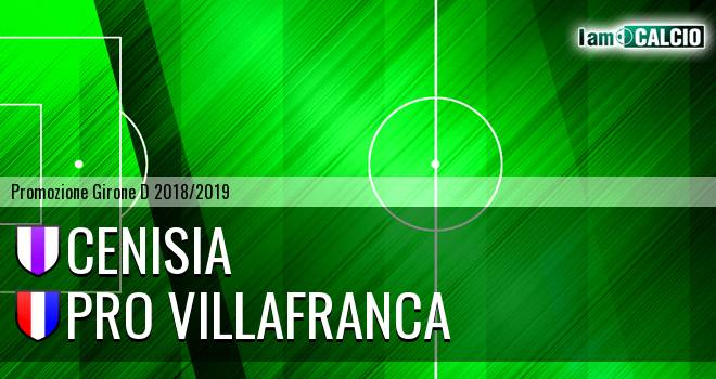 Cenisia - Pro Villafranca
