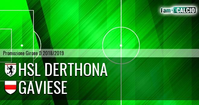 HSL Derthona - Gaviese
