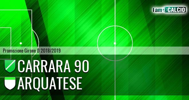 Carrara 90 - Arquatese