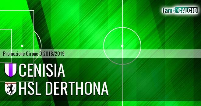 Cenisia - HSL Derthona