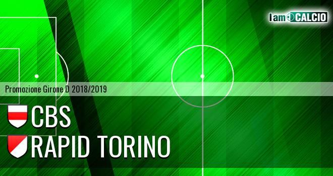 Cbs - Rapid Torino