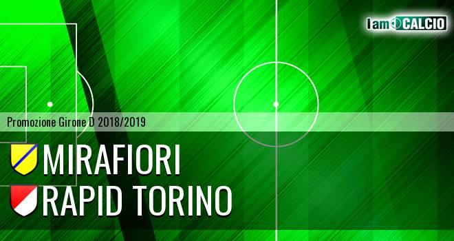 Mirafiori - Rapid Torino