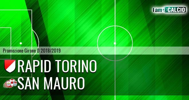 Rapid Torino - San Mauro