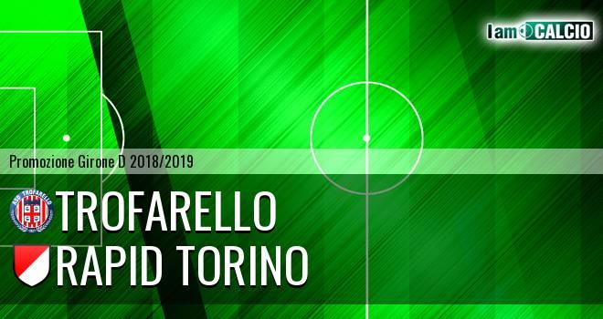 Trofarello - Rapid Torino
