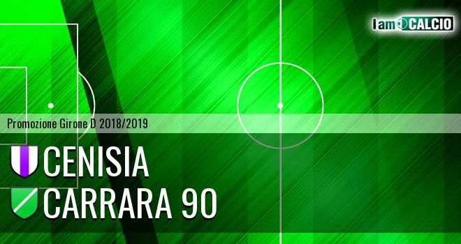 Cenisia - Carrara 90