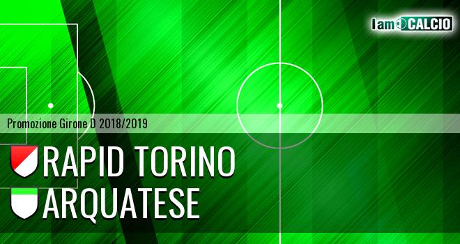 Rapid Torino - Arquatese