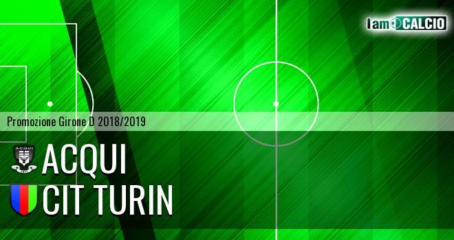 Acqui - Cit Turin