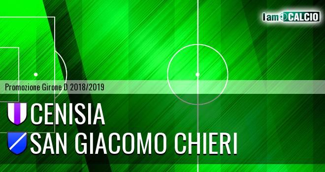 Cenisia - San Giacomo Chieri