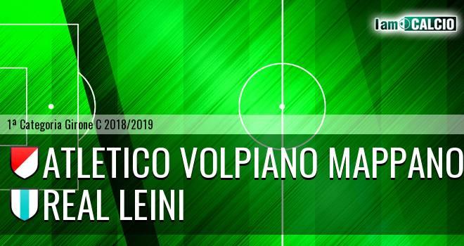 Atletico Volpiano Mappano - Real Leini