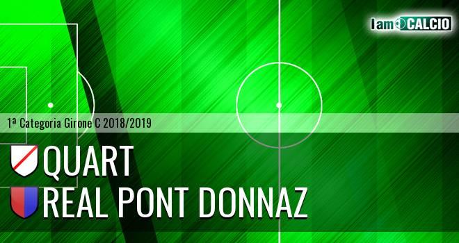 Quart - Real Pont Donnaz