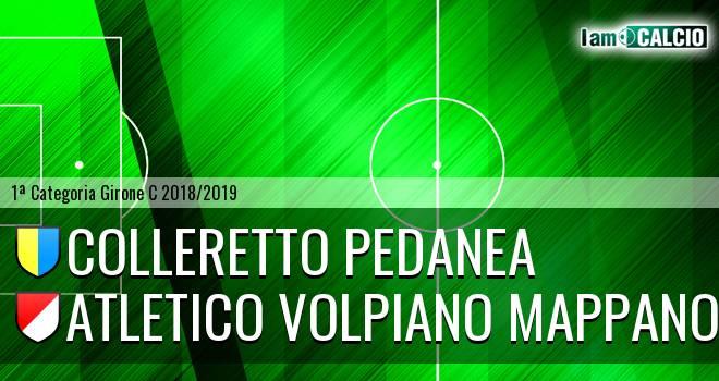 Colleretto Pedanea - Atletico Volpiano Mappano