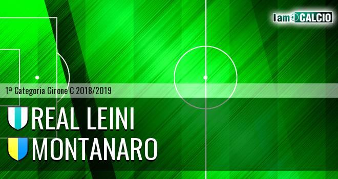 Real Leini - Montanaro