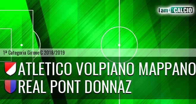 Atletico Volpiano Mappano - Real Pont Donnaz