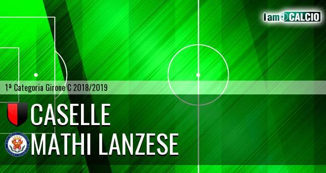 Caselle - Mathi Lanzese