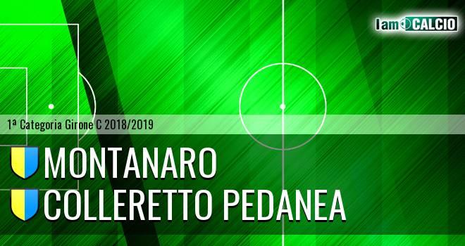 Montanaro - Colleretto Pedanea