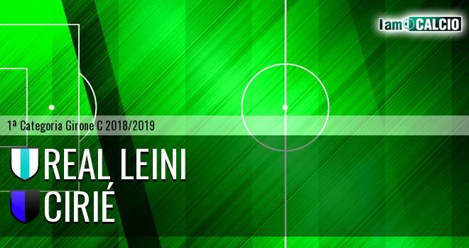 Real Leini - Cirié
