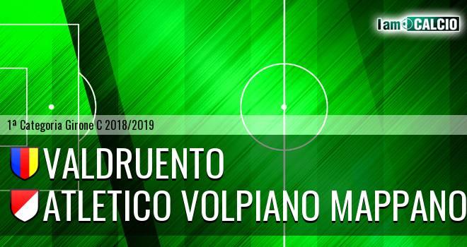 Valdruento - Atletico Volpiano Mappano