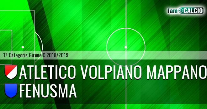 Atletico Volpiano Mappano - Fenusma