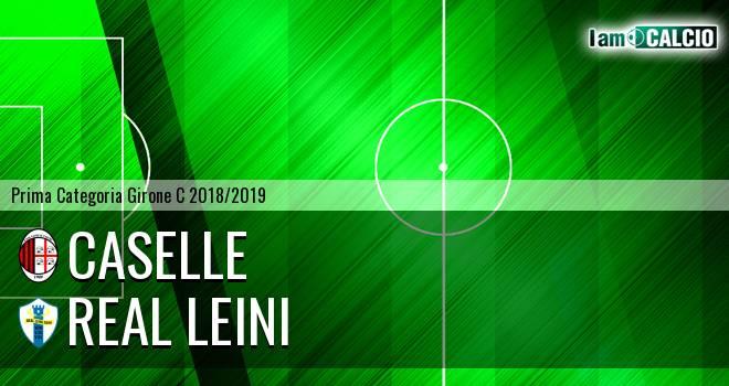 Caselle - Real Leini