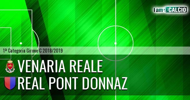 Venaria Reale - Real Pont Donnaz