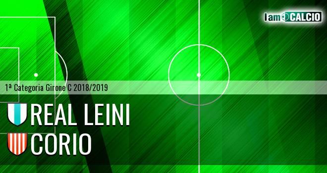 Real Leini - Corio