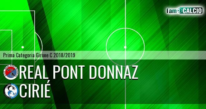 Real Pont Donnaz - Cirié