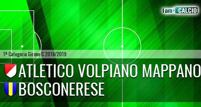 Atletico Volpiano Mappano - Bosconerese
