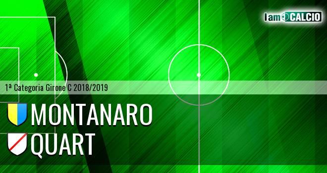 Montanaro - Quart