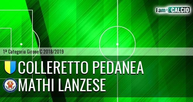 Colleretto Pedanea - Mathi Lanzese