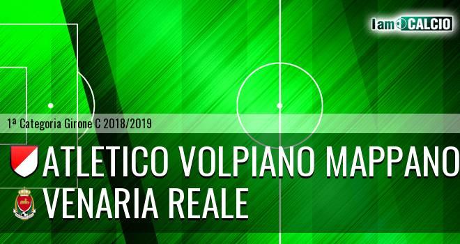 Atletico Volpiano Mappano - Venaria Reale