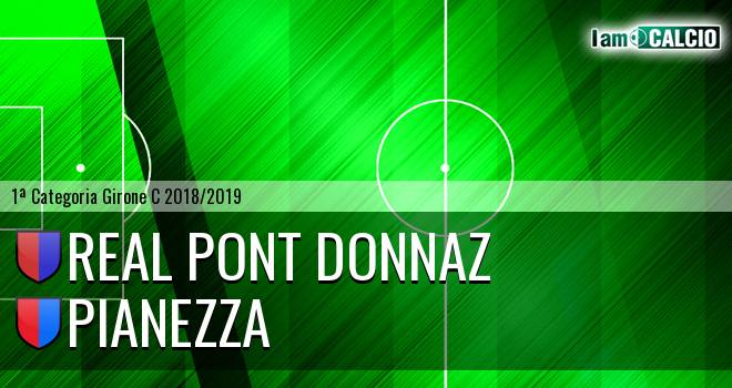 Real Pont Donnaz - Pianezza