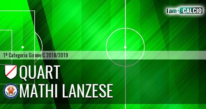 Quart - Mathi Lanzese