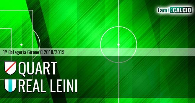 Quart - Real Leini