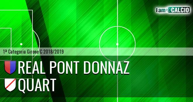 Real Pont Donnaz - Quart