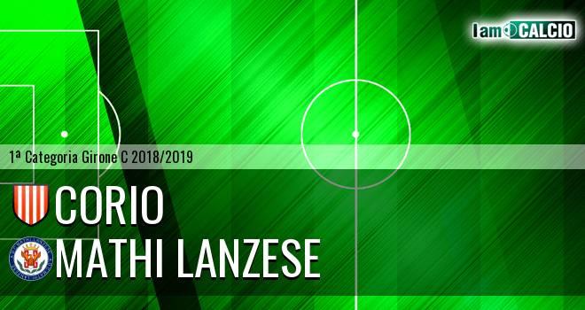 Corio - Mathi Lanzese