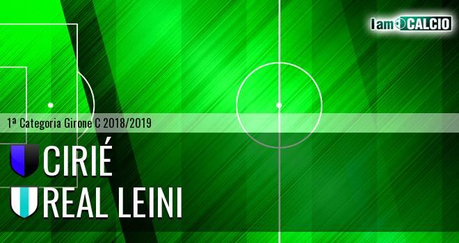Cirié - Real Leini