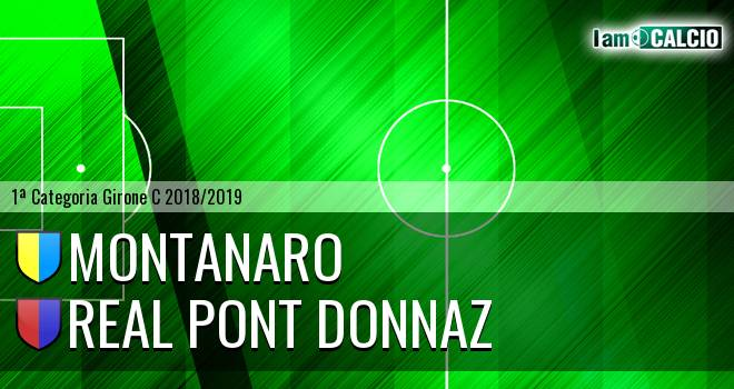 Montanaro - Real Pont Donnaz