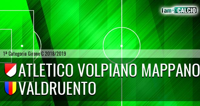 Atletico Volpiano Mappano - Valdruento