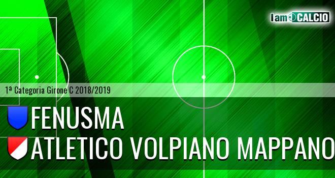 Fenusma - Atletico Volpiano Mappano