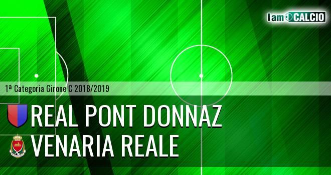 Real Pont Donnaz - Venaria Reale