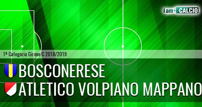 Bosconerese - Atletico Volpiano Mappano
