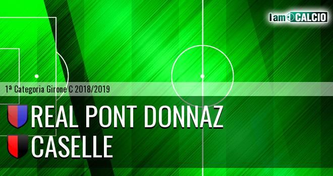 Real Pont Donnaz - Caselle